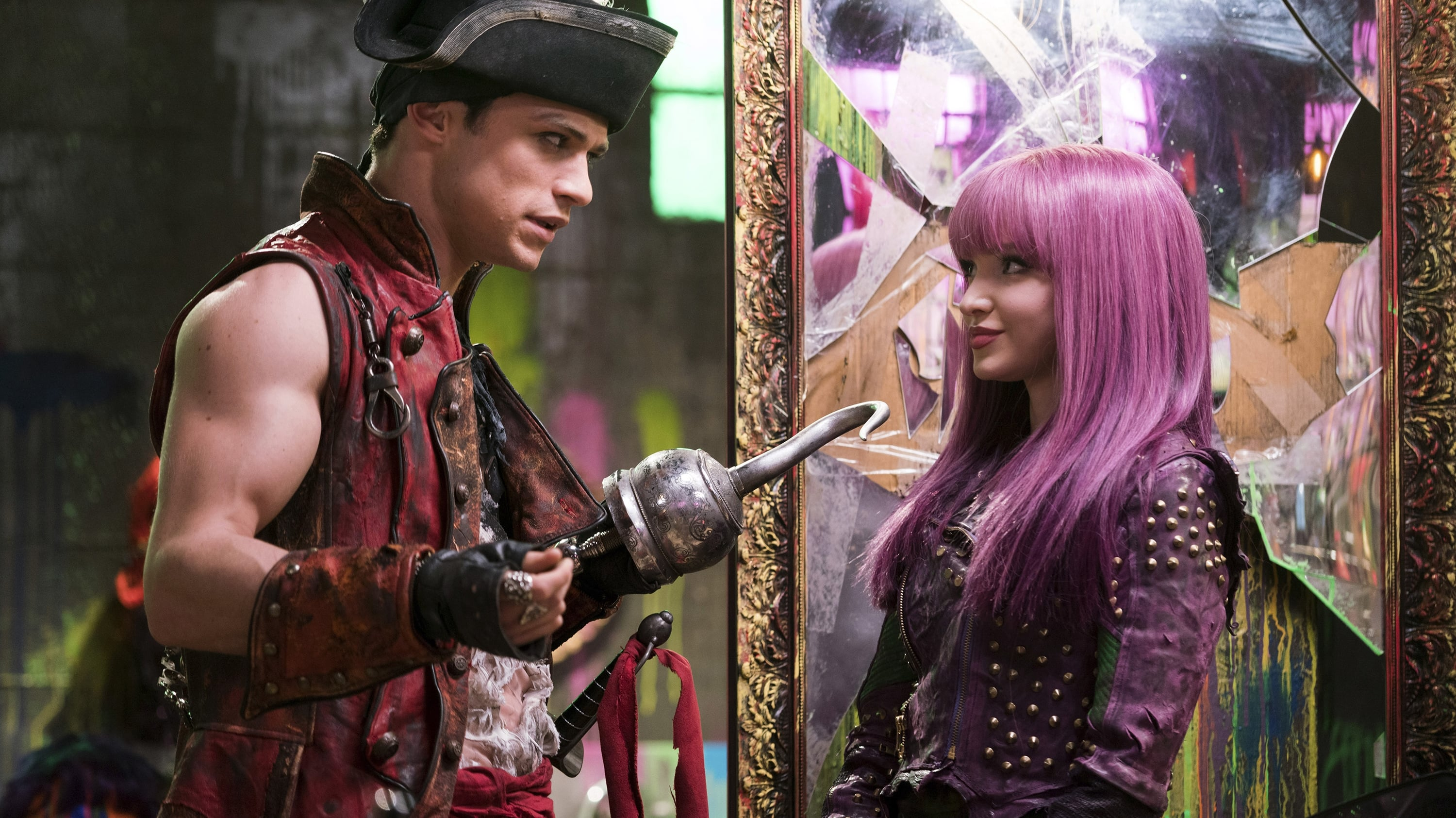 disney's descendants 2 movie - HD 3000×1685