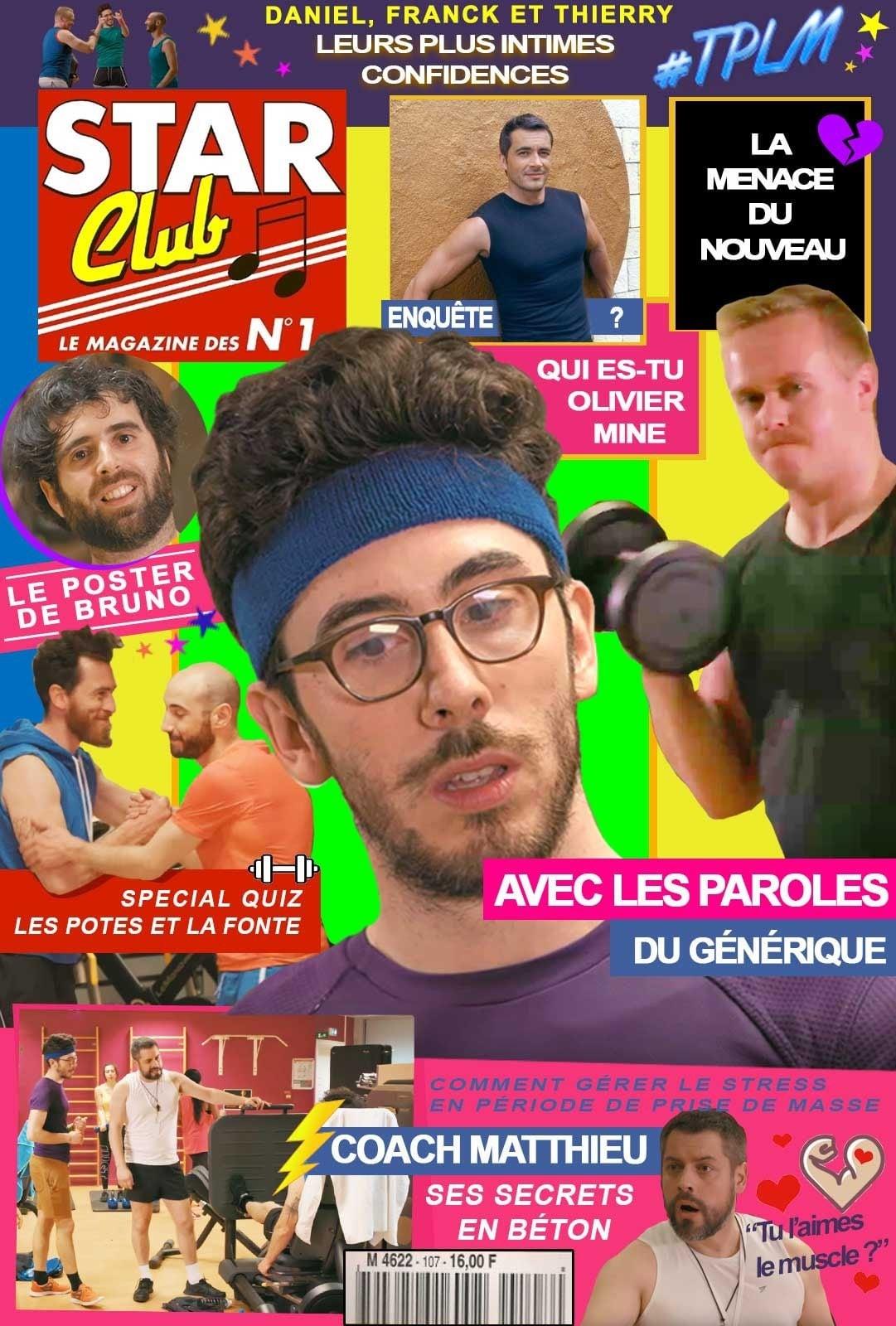 Tout Pour Le Muscle (2017)