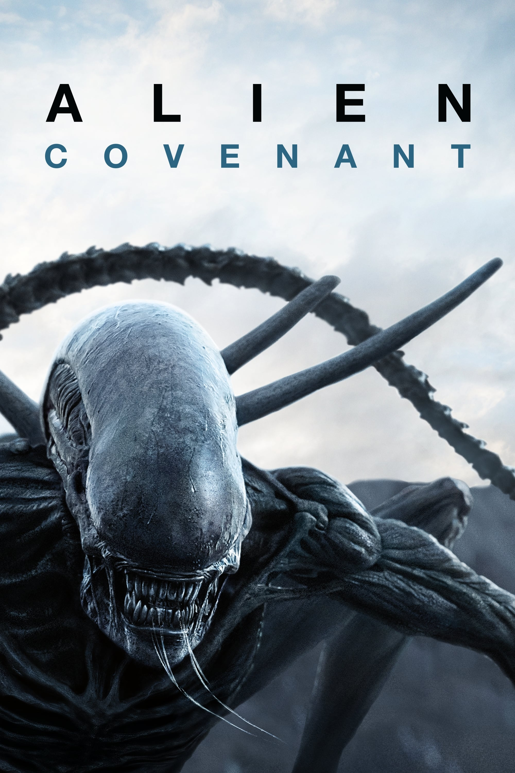 ALIEN: COVENANT (2017) HD 1080P LATINO/INGLES