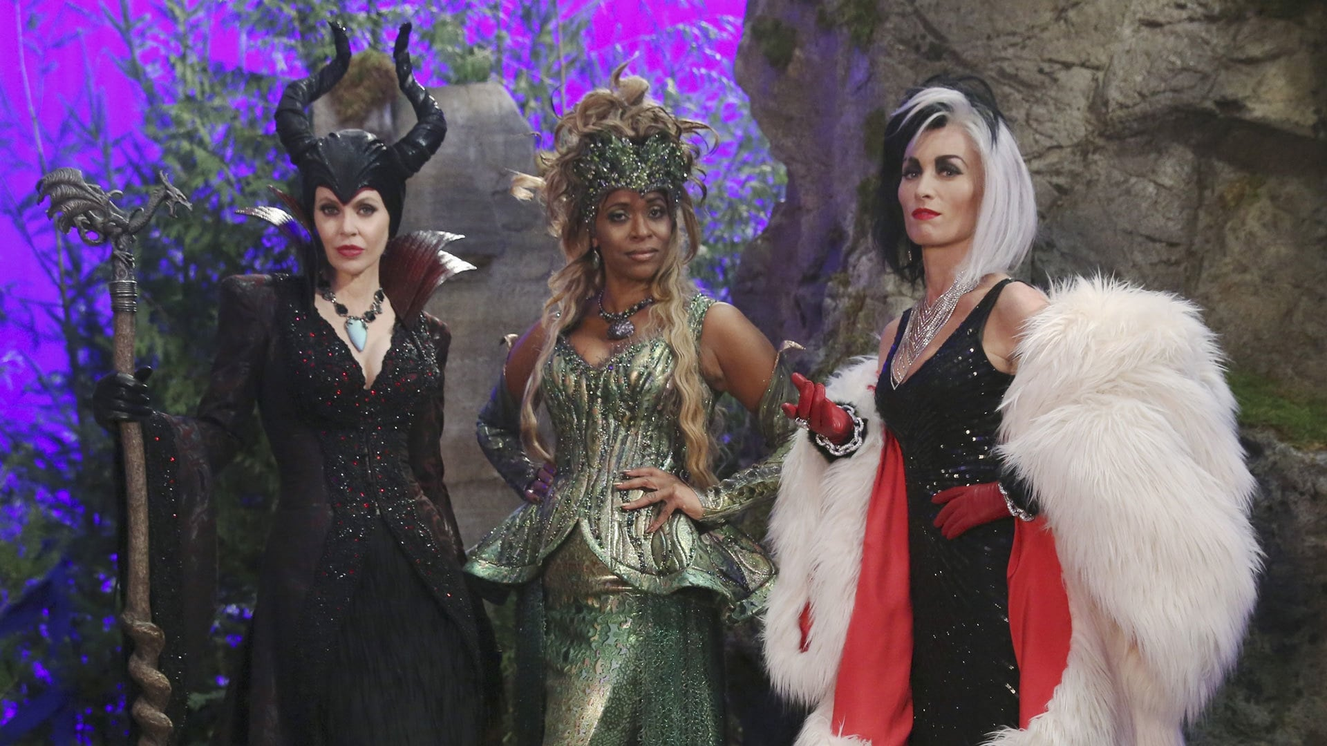 Once Upon a Time Season 4 :Episode 12  Heroes and Villains