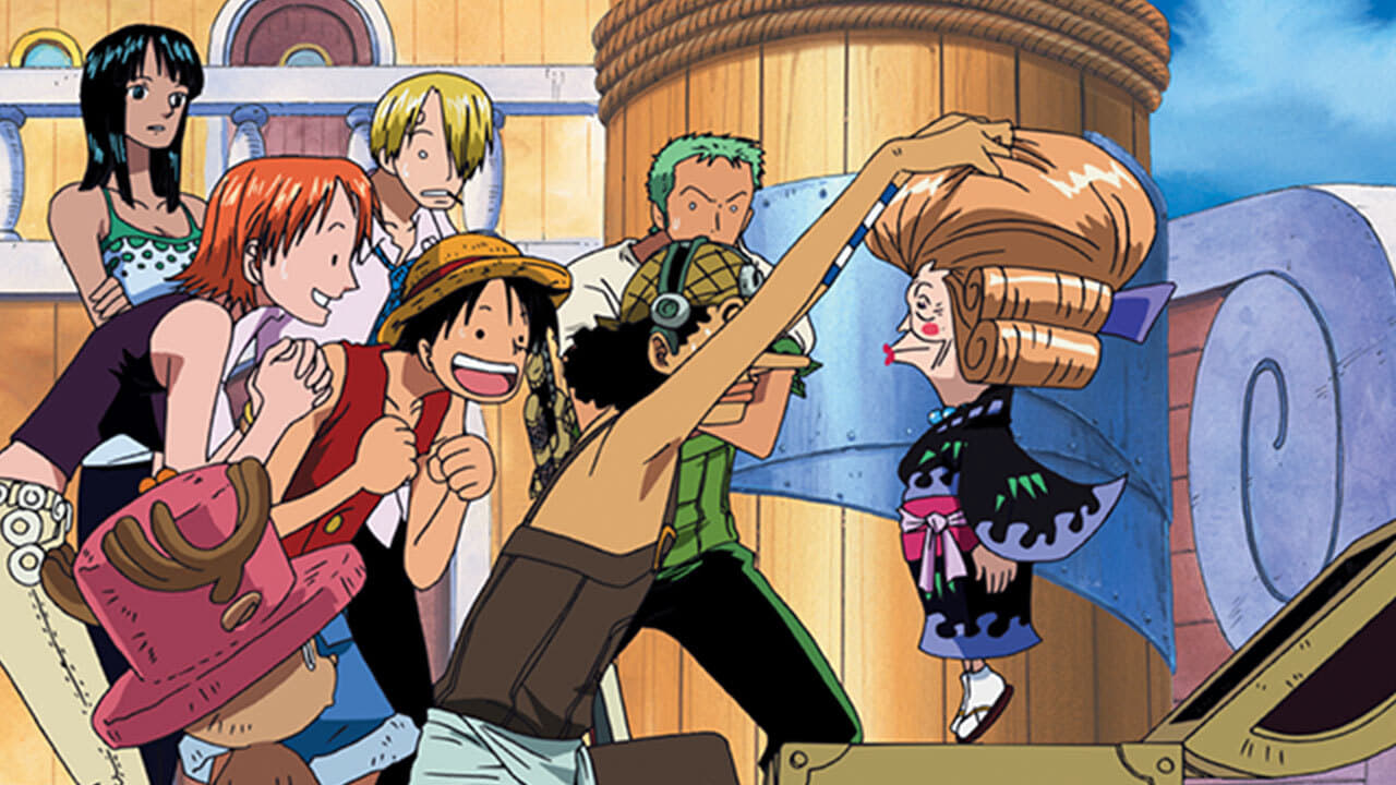One Piece: El Gran Soldado Mecánico del Castillo Karakuri (2006)