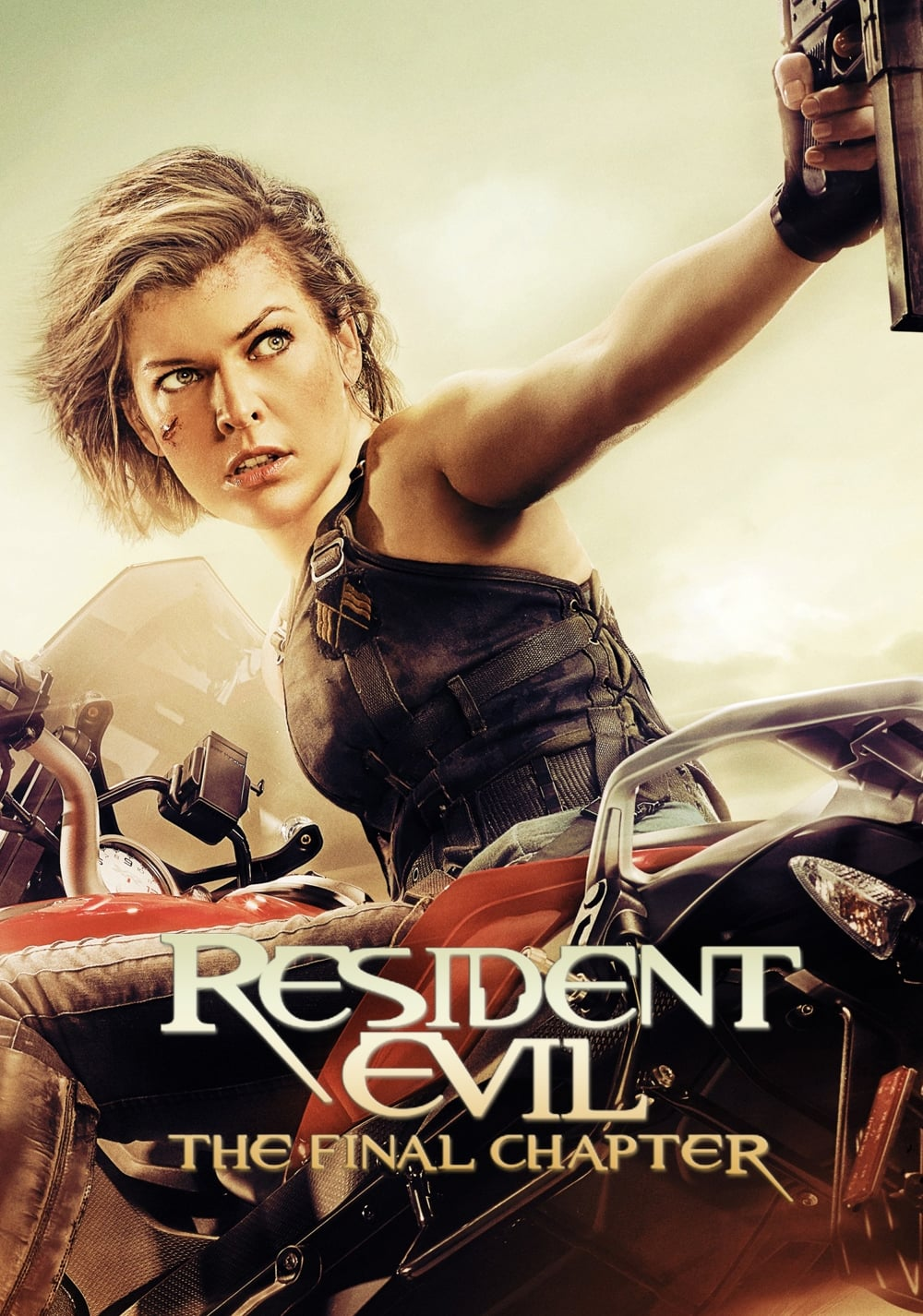 Resident Evil The Final Chapter 2016 Posters The Movie