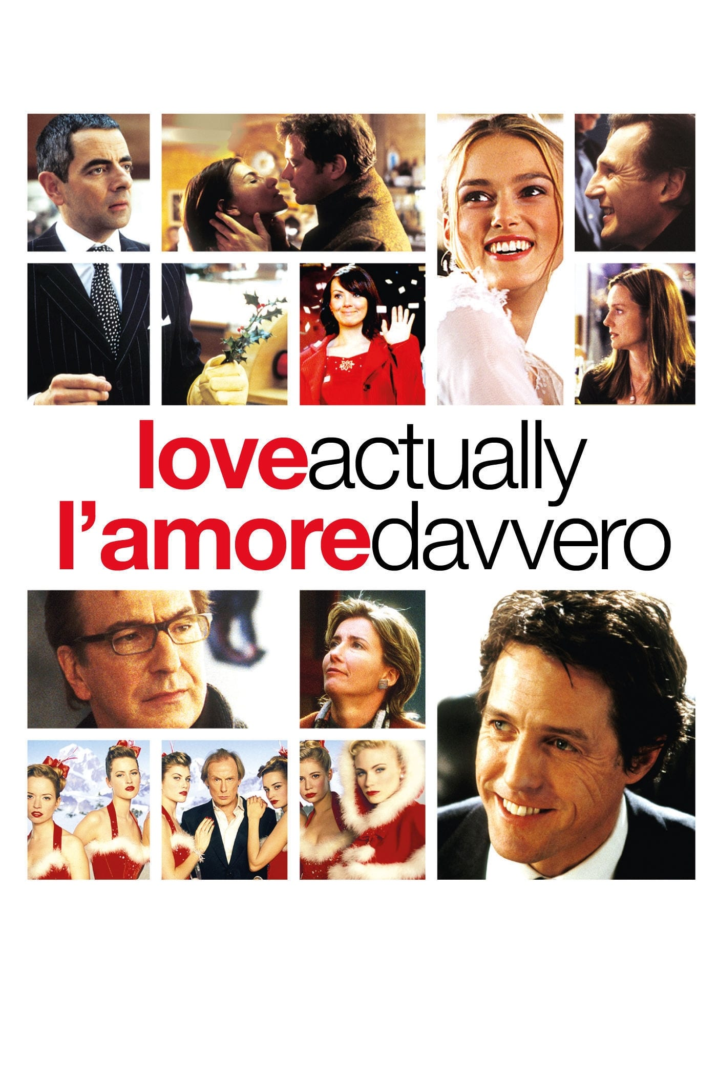 Love Actually (2003) - Posters — The Movie Database (TMDb)