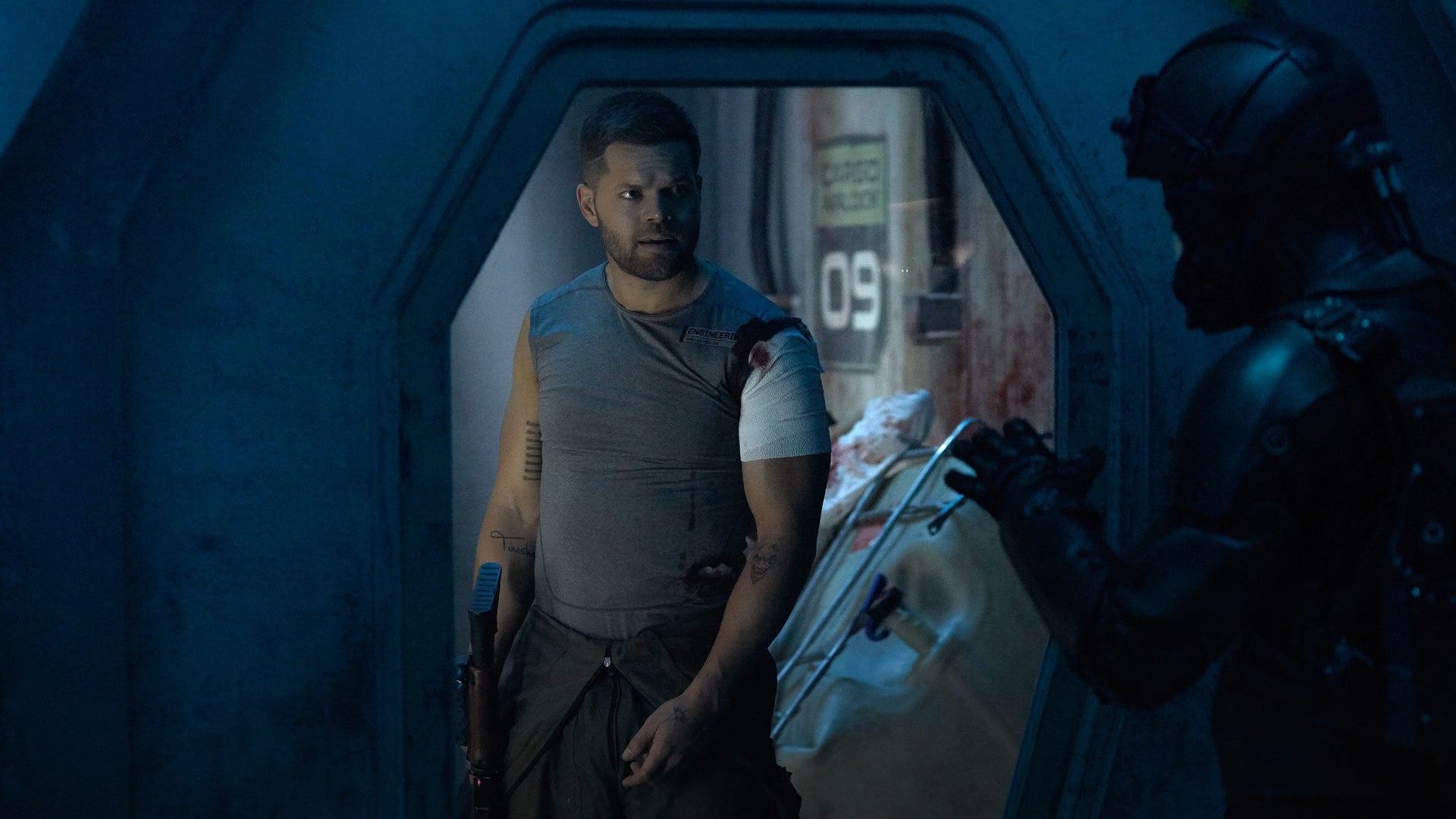 The Expanse Season 2 :Episode 11  Here There Be Dragons