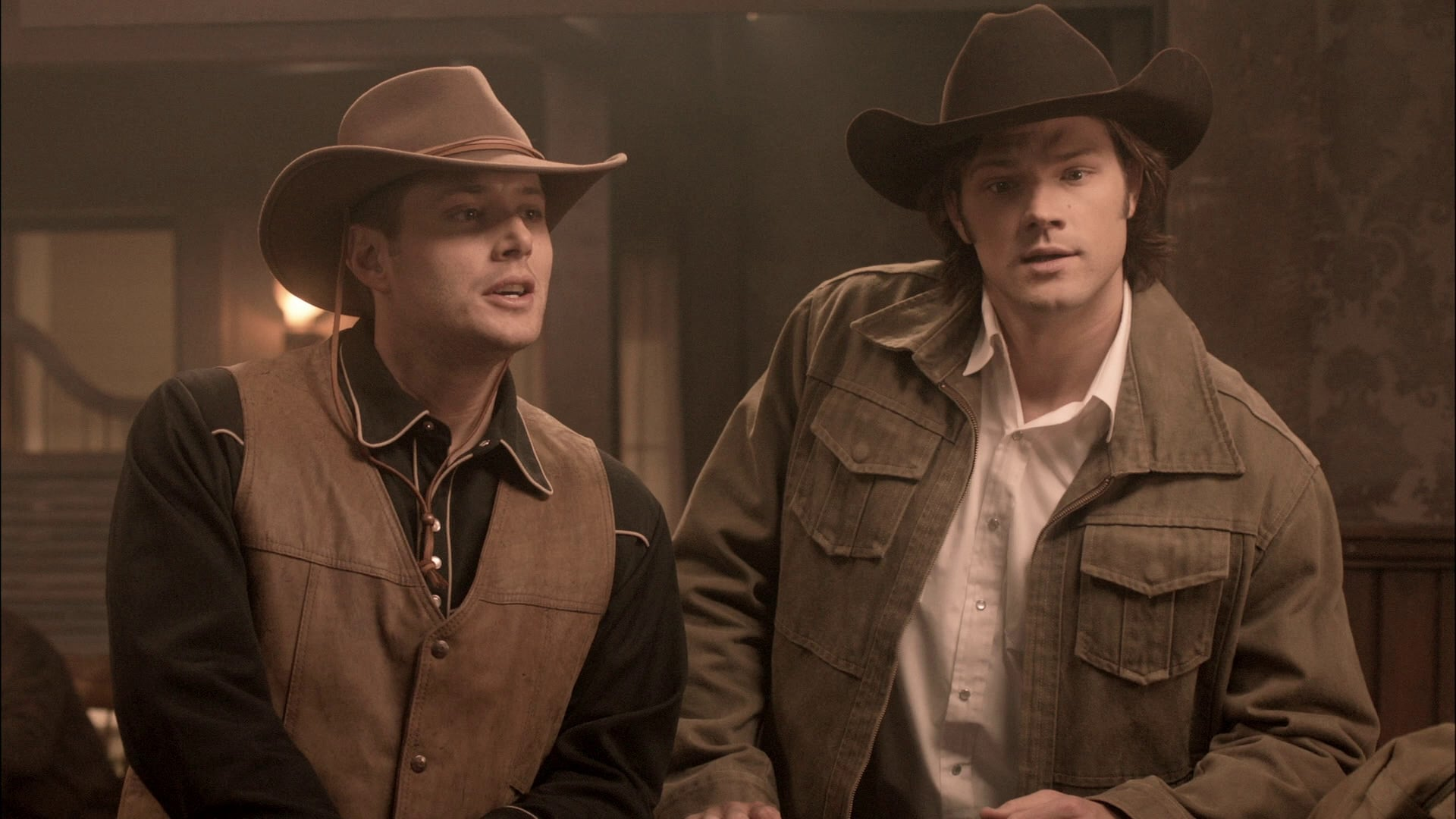 Supernatural - Season 6 Episode 18 : Frontierland