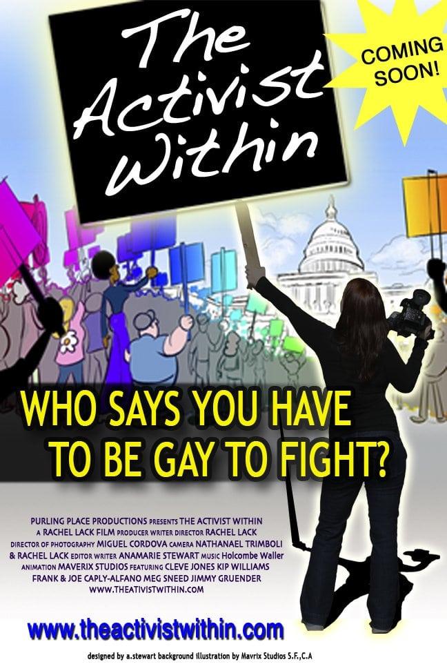 Ver The Activist Within Online HD Español ()