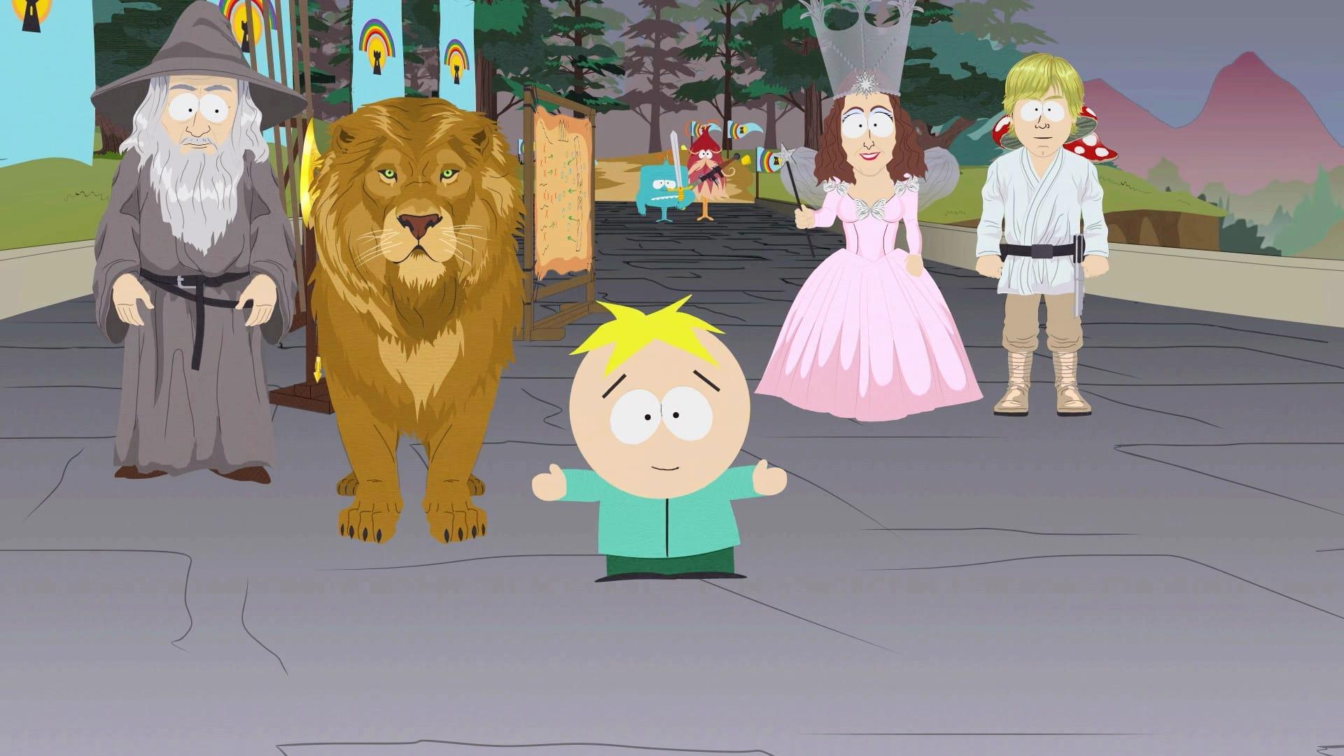 South Park Season 11 :Episode 12  Imaginationland (3)
