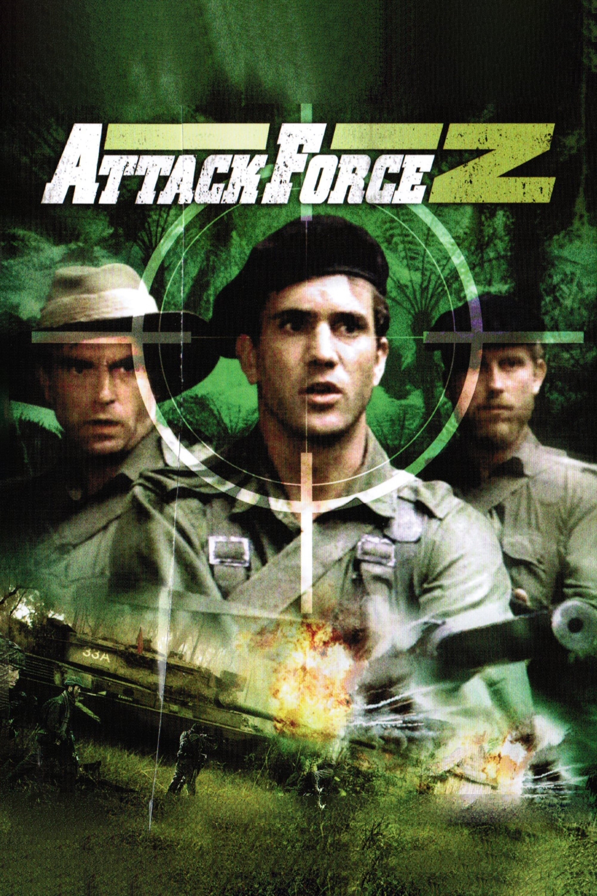 Movie attack force