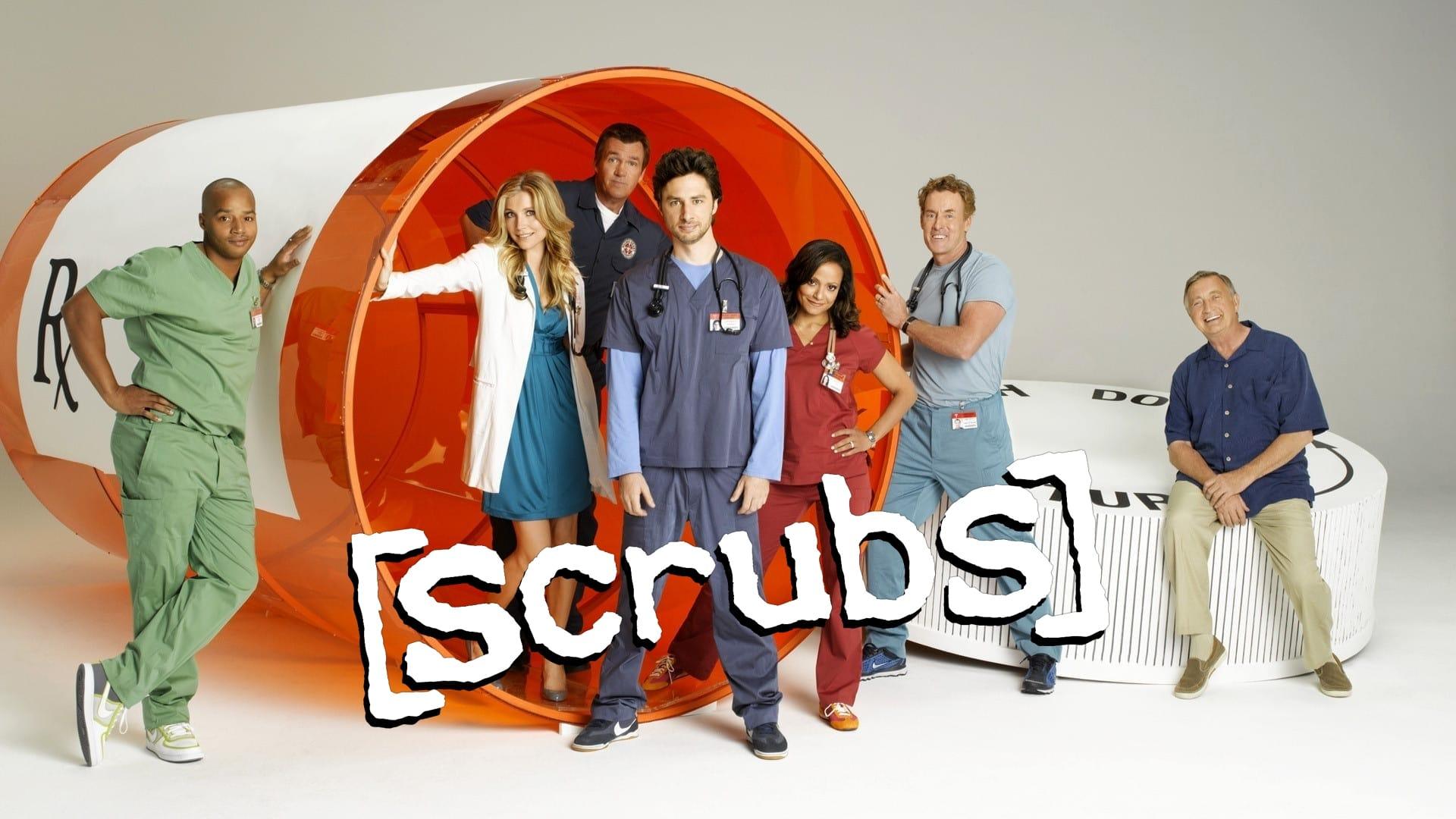 watch scrubs online project free tv