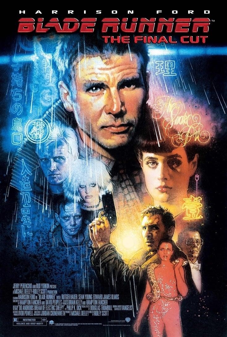 Ver Blade Runner: The Final Cut Online HD Español ()
