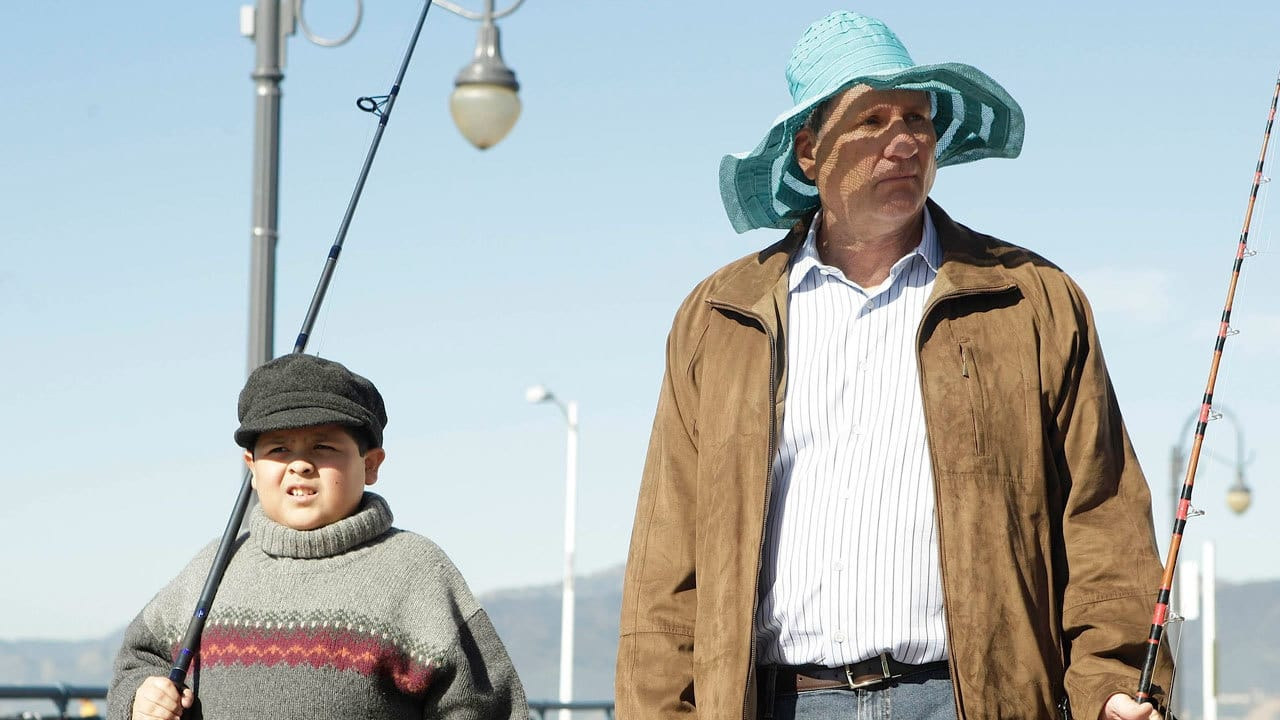 Modern Family Season 1 :Episode 16  Fears