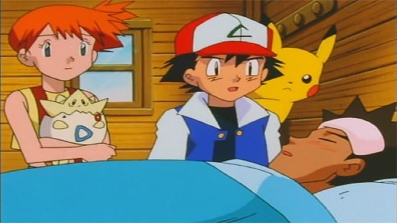 Pokémon Season 4 :Episode 36  Fieberträume!