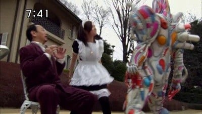 Super Sentai Season 35 :Episode 6  The Most Important Thing
