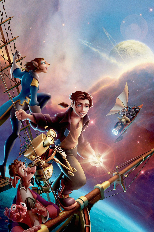 Treasure Planet (2002) - Posters — The Movie Database (TMDb)