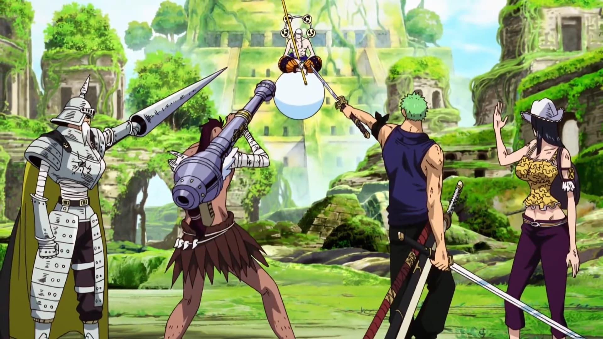 One Piece Season 0 :Episode 17  One Piece: Episode of Sky Island