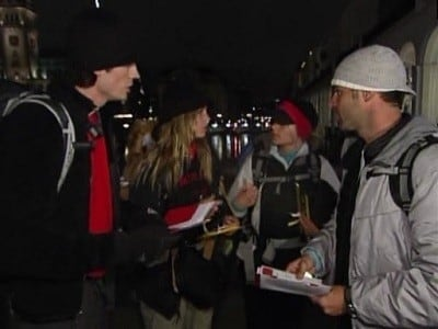 The Amazing Race Season 16 :Episode 4  We Are No Longer in the Bible Belt