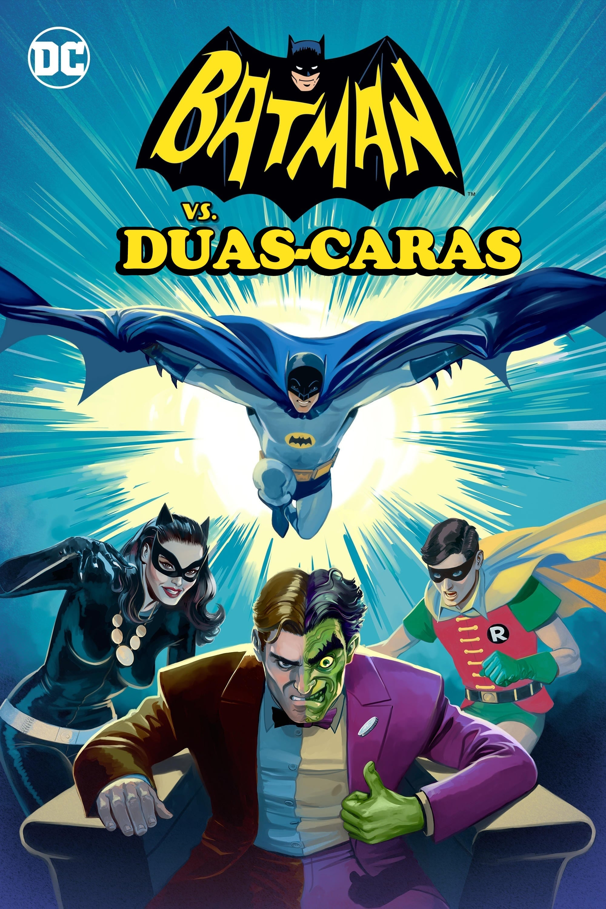 Batman vs. Duas-Caras – Dublado (2017)
