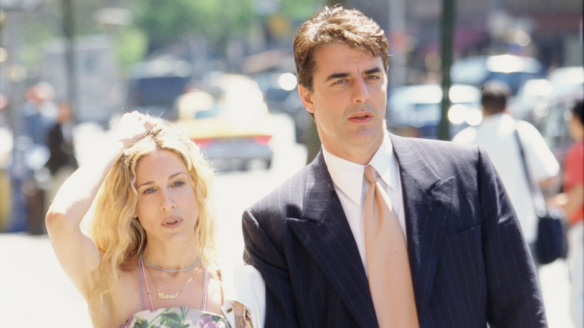 The Many Apartments Of Carrie Bradshaw On Sex And The City