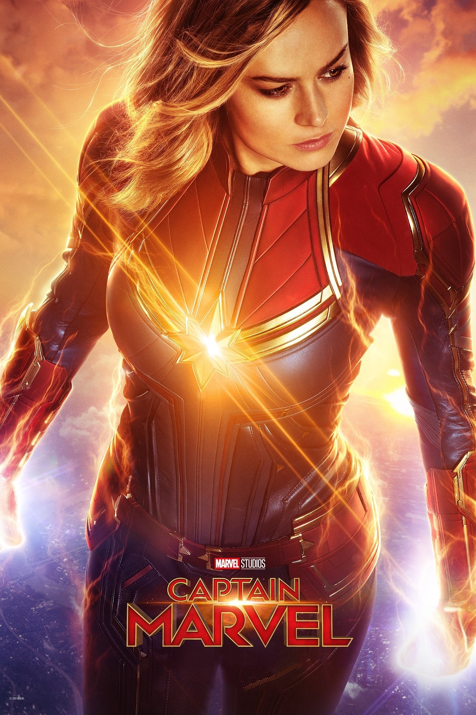 Capitana Marvel (2019) HD 1080P LATINO/INGLES