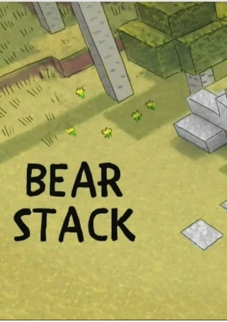 We Bare Bears: Bear Stack (2017)