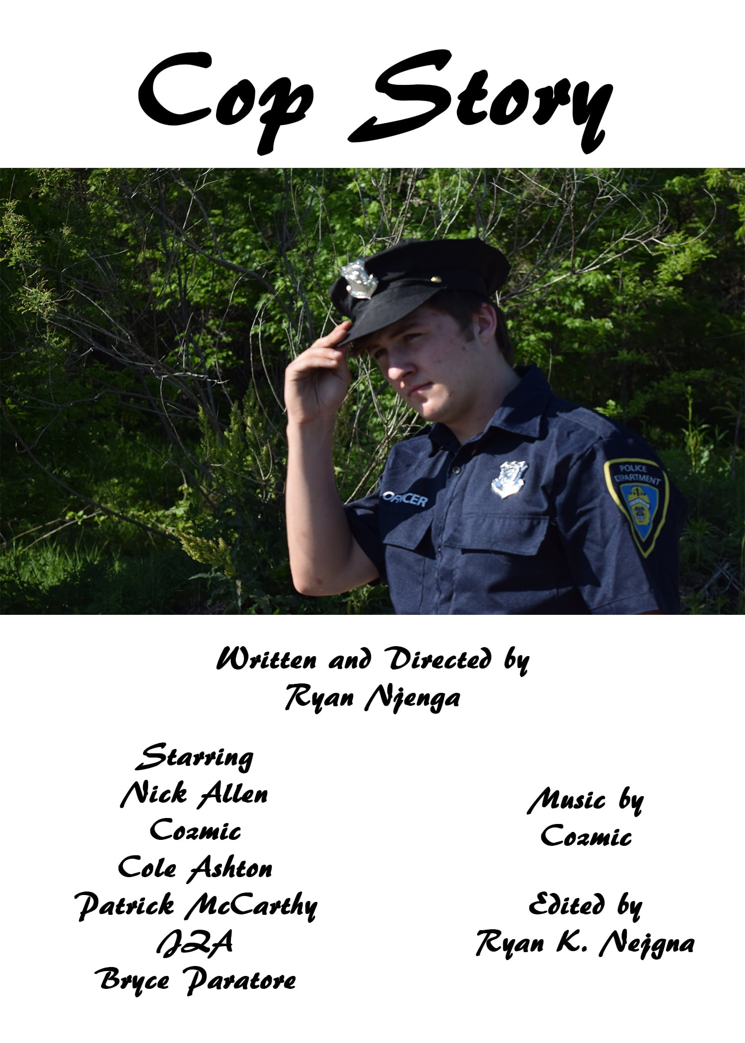 Ver Cop Story Online HD Español ()
