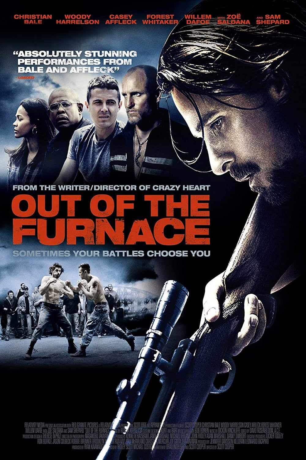 Out Of The Furnace Stream German