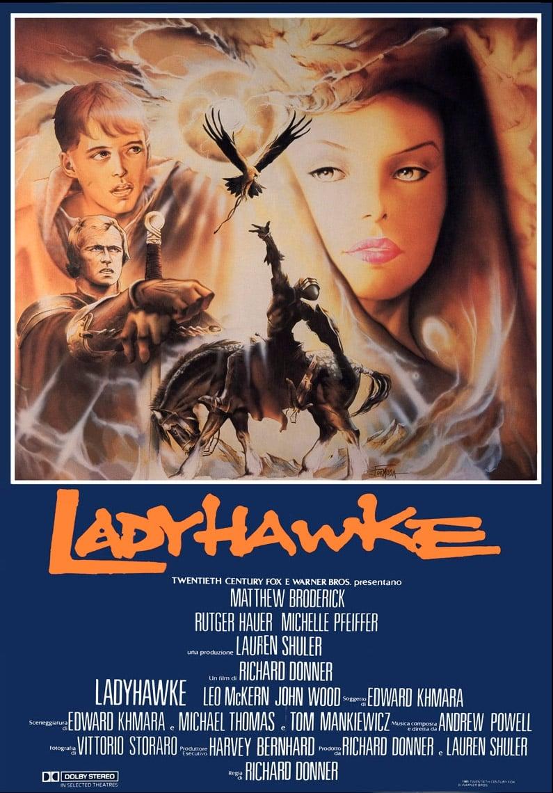Ladyhawke (1985) film completo italia