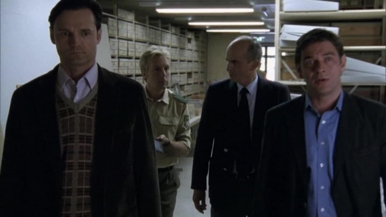 Die Rosenheim-Cops Season 9 :Episode 7  Alle haben Dreck am Stecken