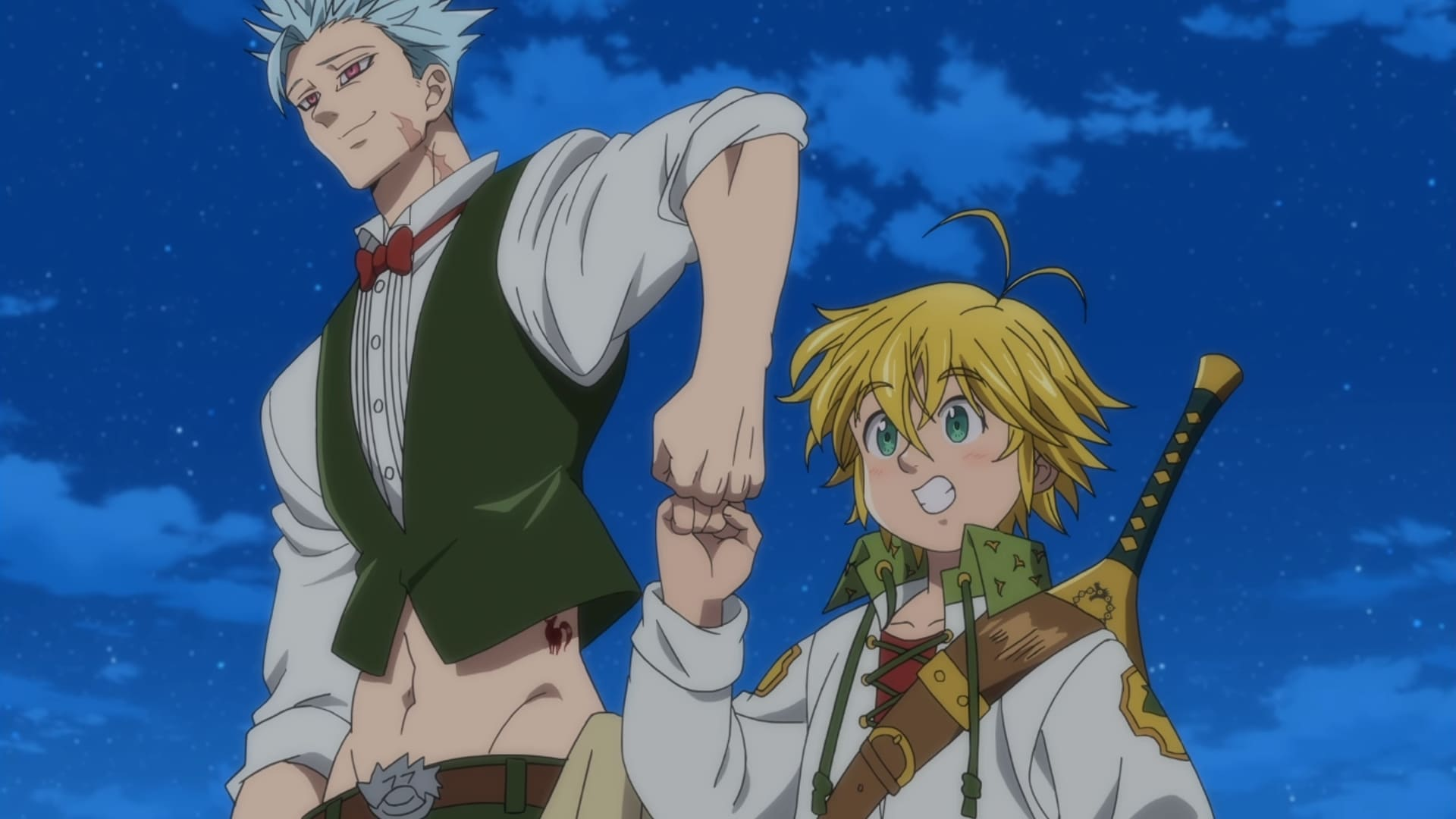 The Seven Deadly Sins Season 2 :Episode 17  Legendary Figures