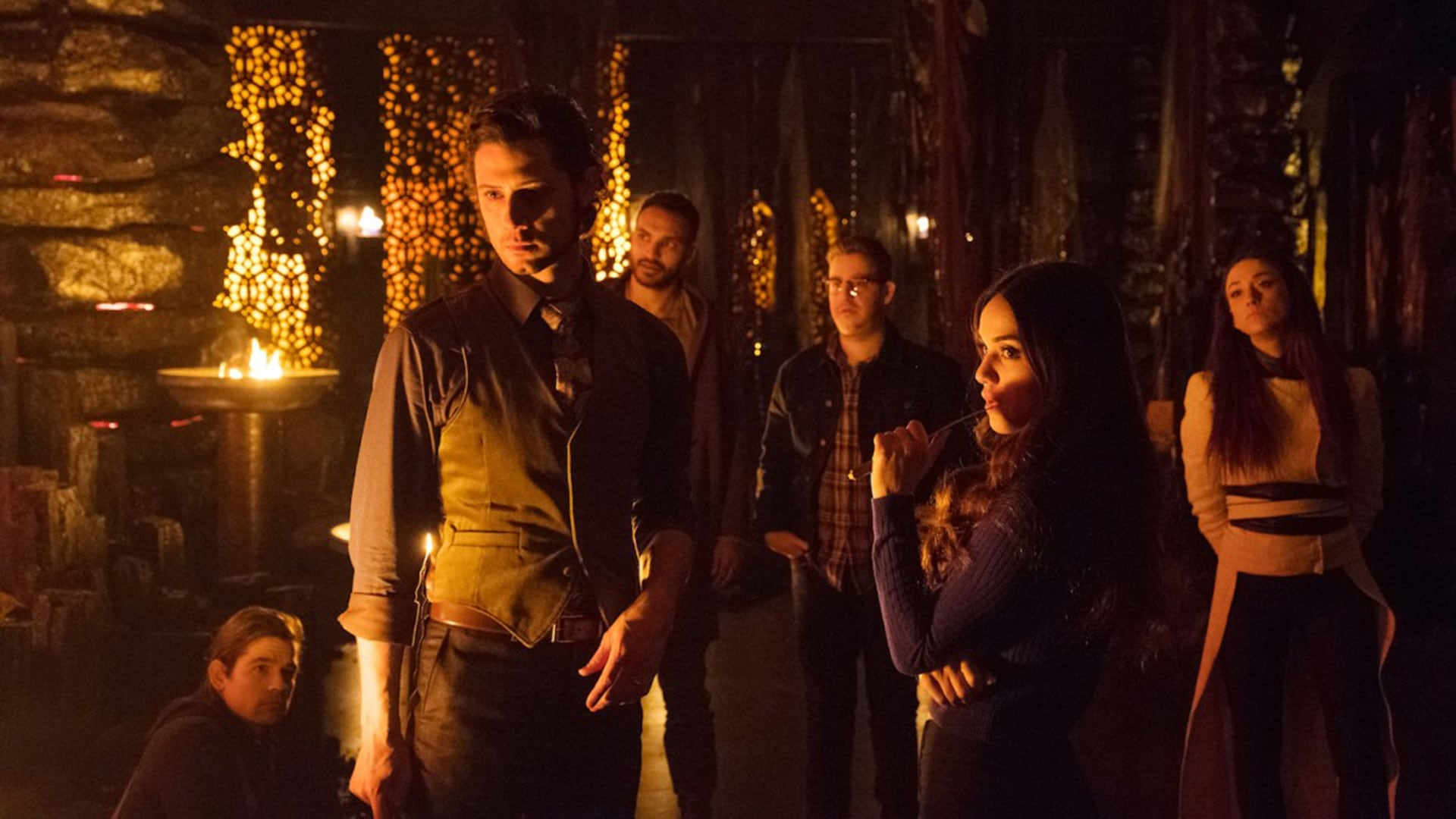 The Magicians Season 3 :Episode 13  Will You Play with Me?