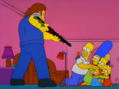 The Simpsons - Season 9 Episode 11 : All Singing, All Dancing