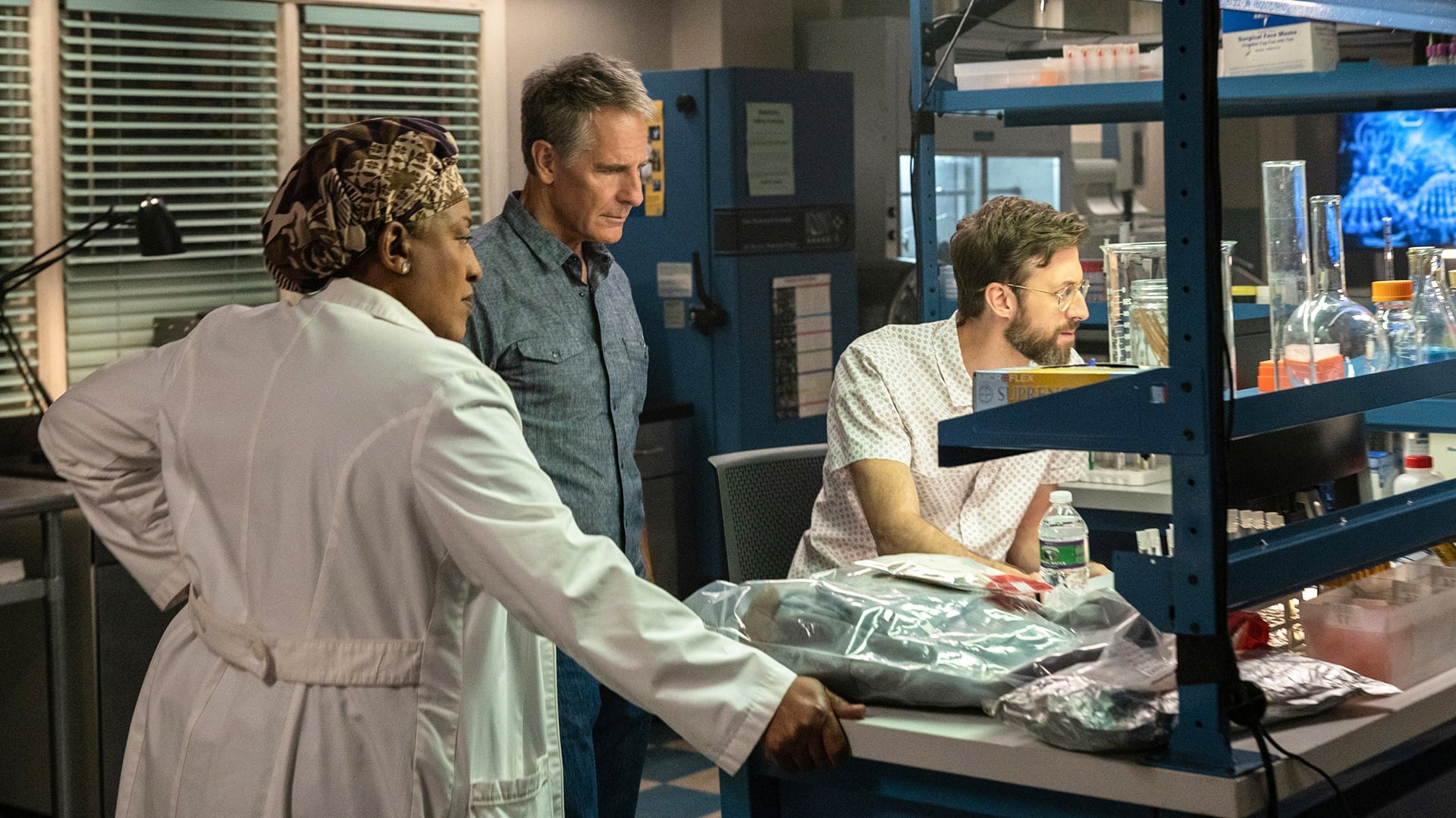 NCIS: New Orleans Season 6 :Episode 5  Spies and Lies
