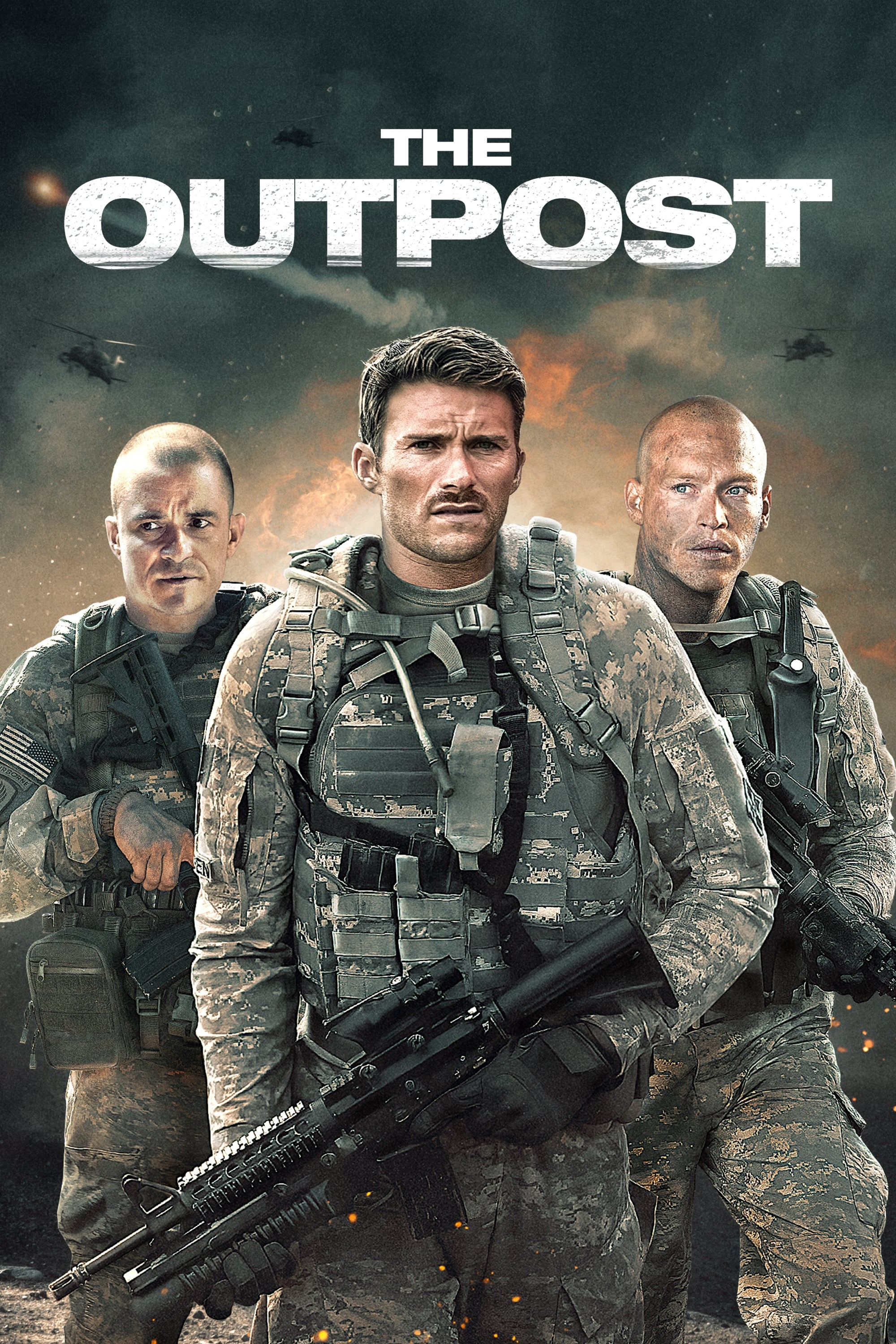 Poster and image movie The Outpost