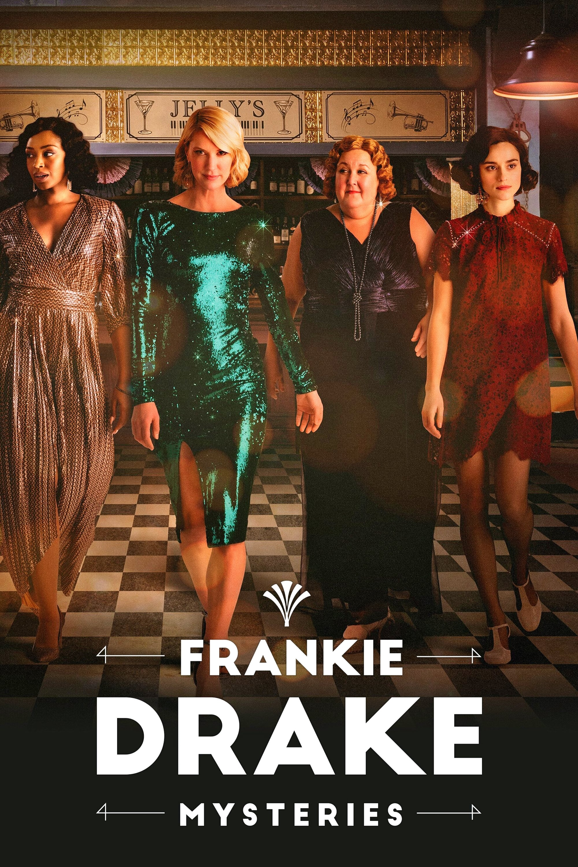 Frankie Drake Mysteries TV Shows About Private Detective