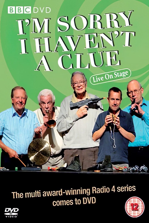 I'm Sorry I Haven't A Clue (2008)