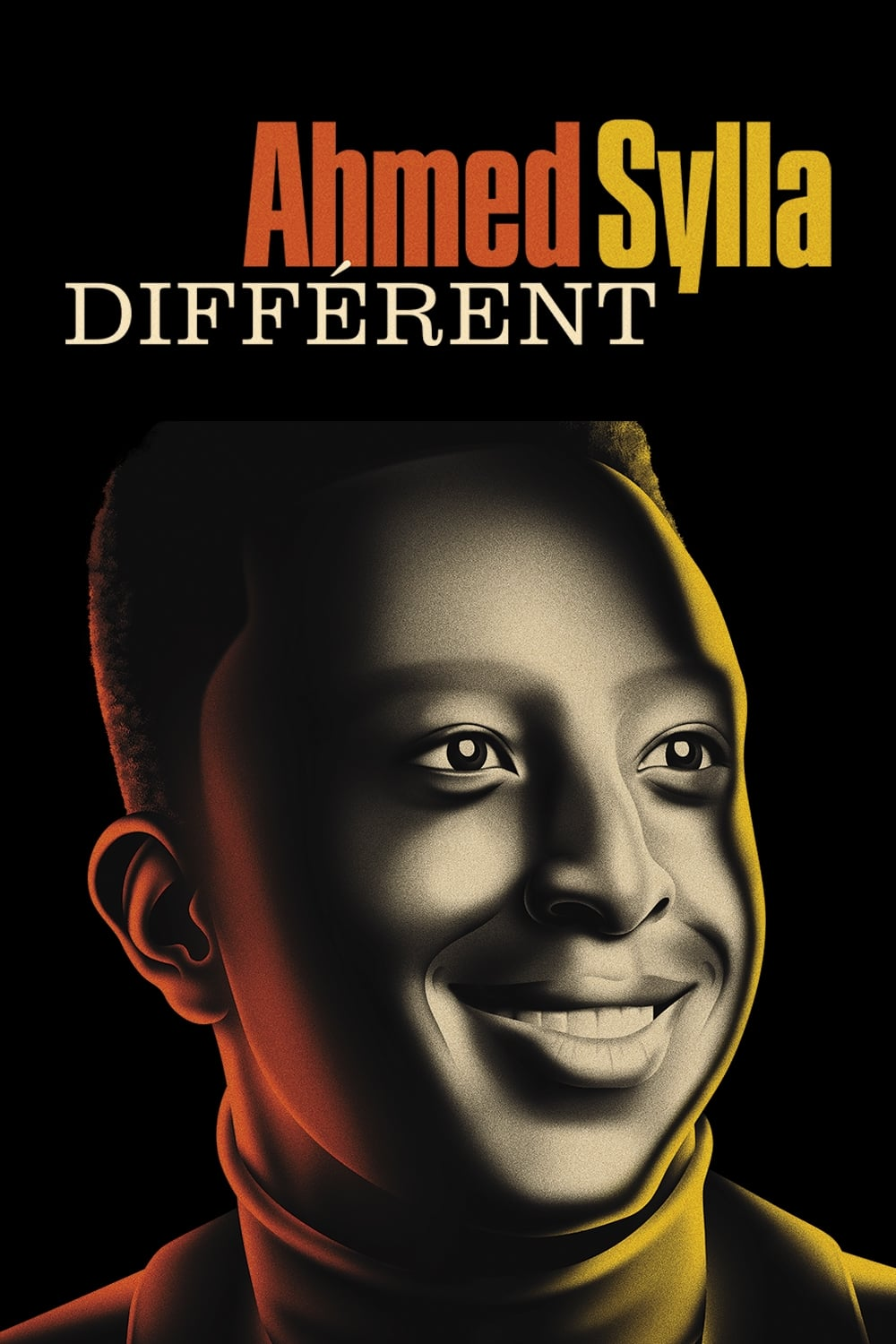 Ahmed Sylla - Différent - Spectacle - 2020