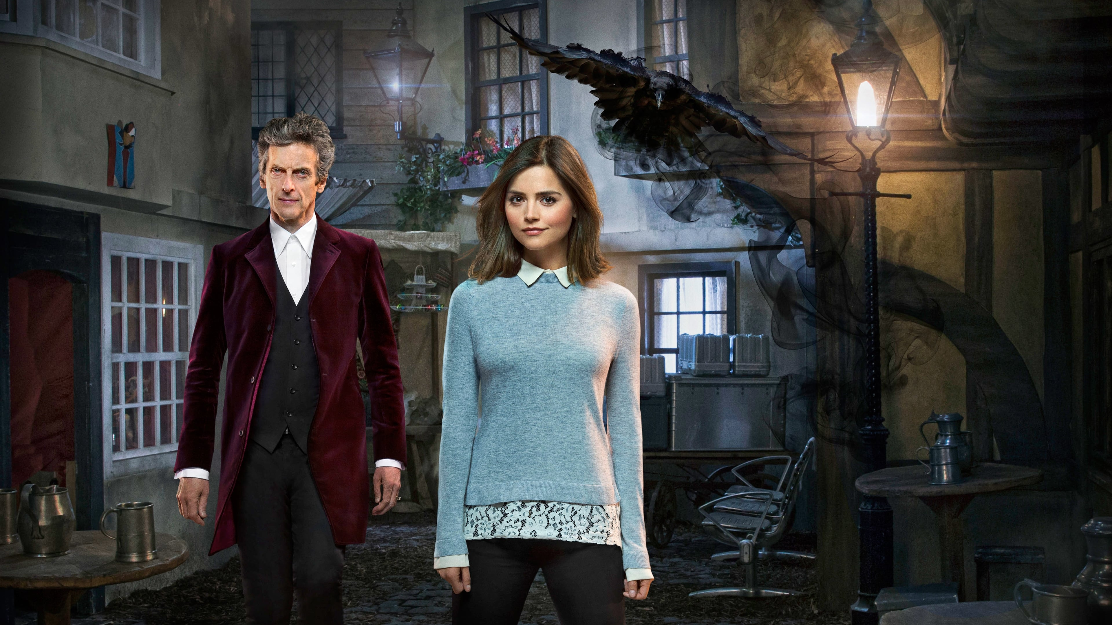 Doctor Who Season 9 :Episode 10  Face the Raven