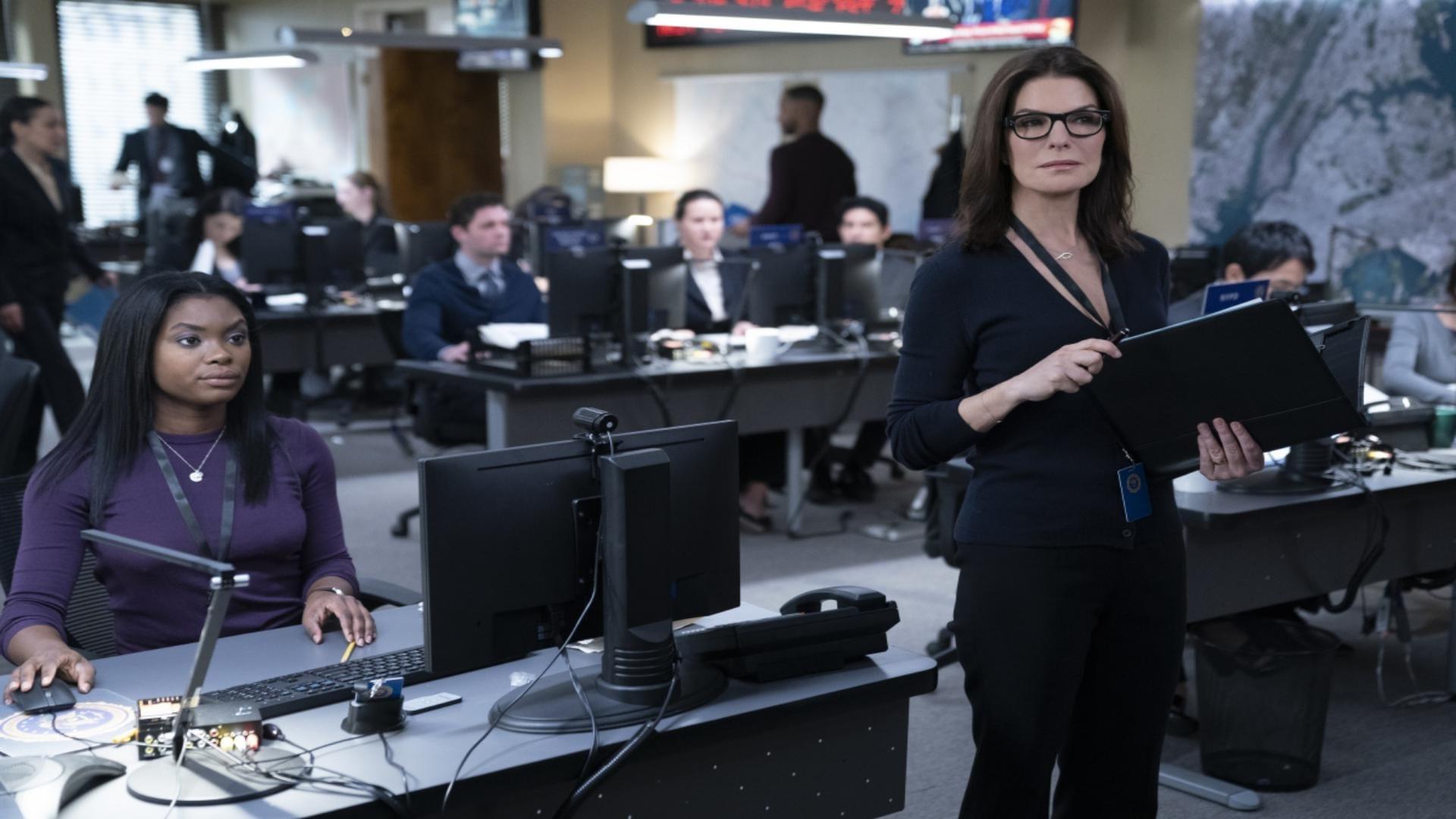 FBI Season 1 :Episode 19  Interessenskonflikt