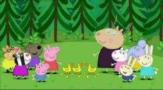 Peppa Pig Season 2 :Episode 22  School Bus Trip