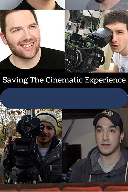Ver Saving The Cinematic Experience Online HD Español ()