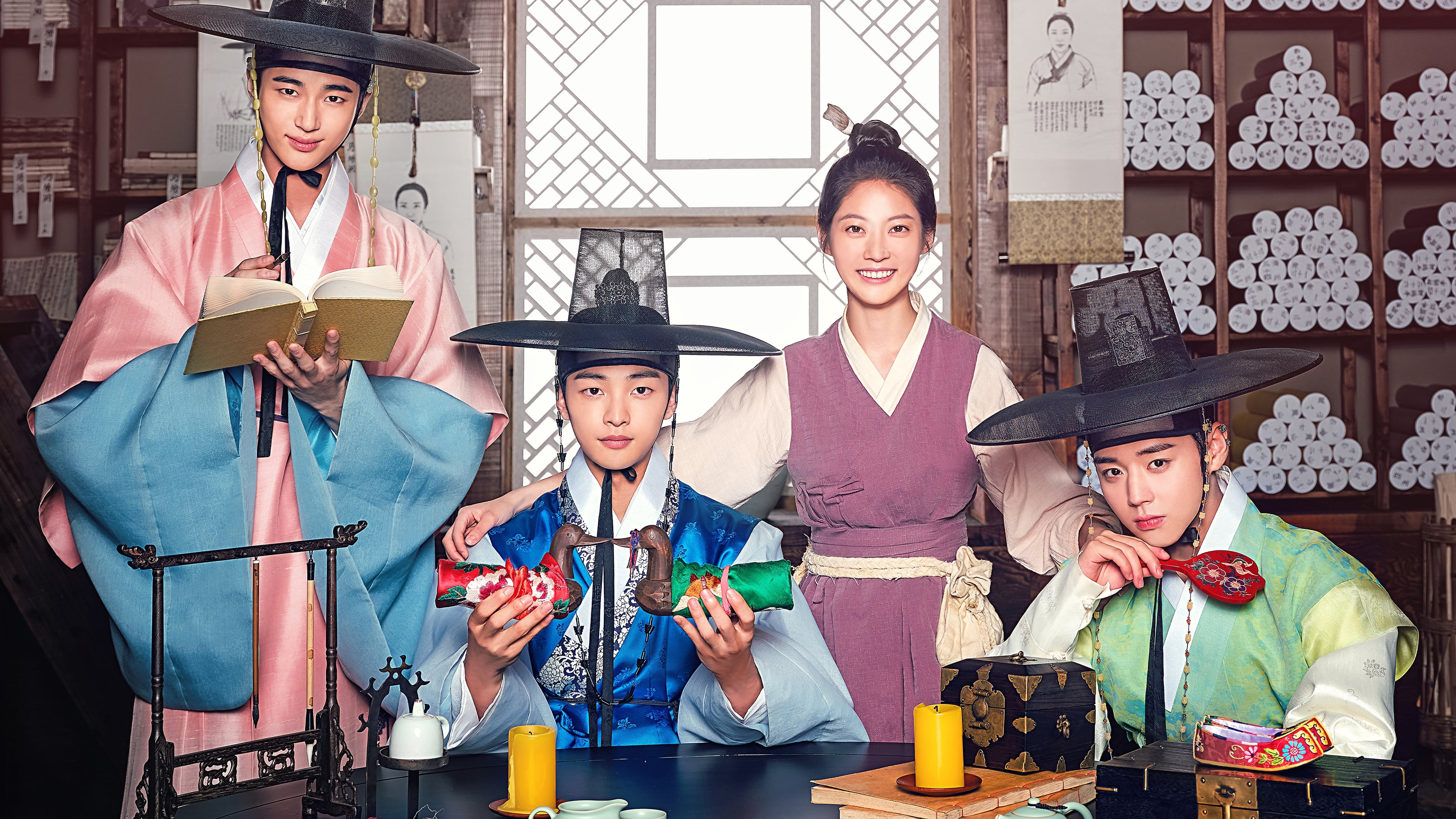 Biệt Đội Hoa Hòe: Trung Tâm Mai Mối Joseon - Flower Crew: Joseon Marriage Agency | Razorphim
