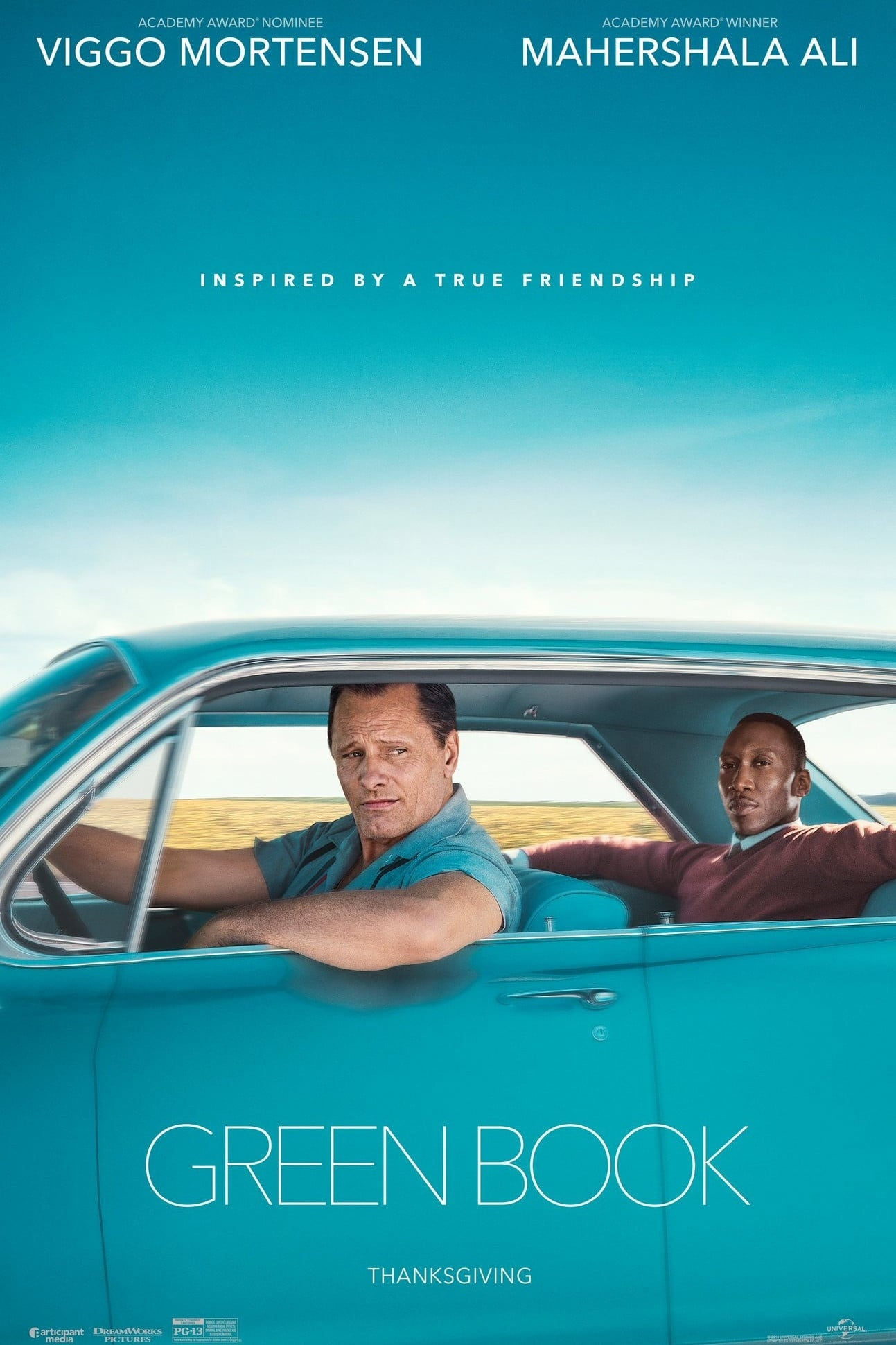 Poster and image movie Film Green Book - Green Book 2018