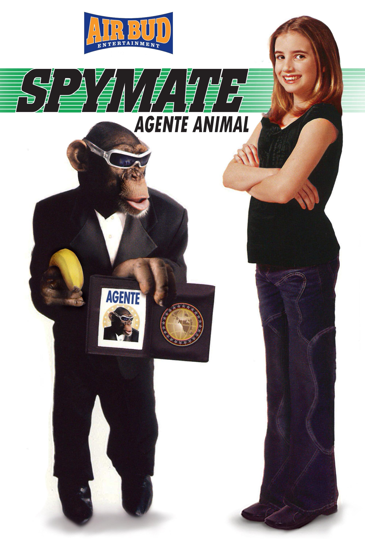 Spymate: O Agente Animal Dublado