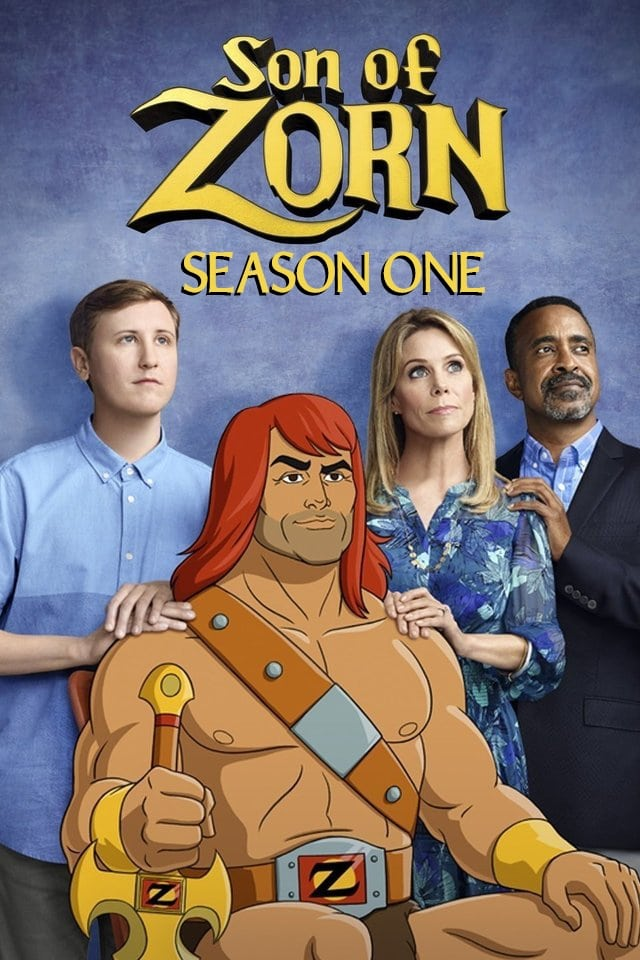 Son of Zorn 1º Temporada (2017) Blu-Ray 720p Download Torrent Dub e Leg