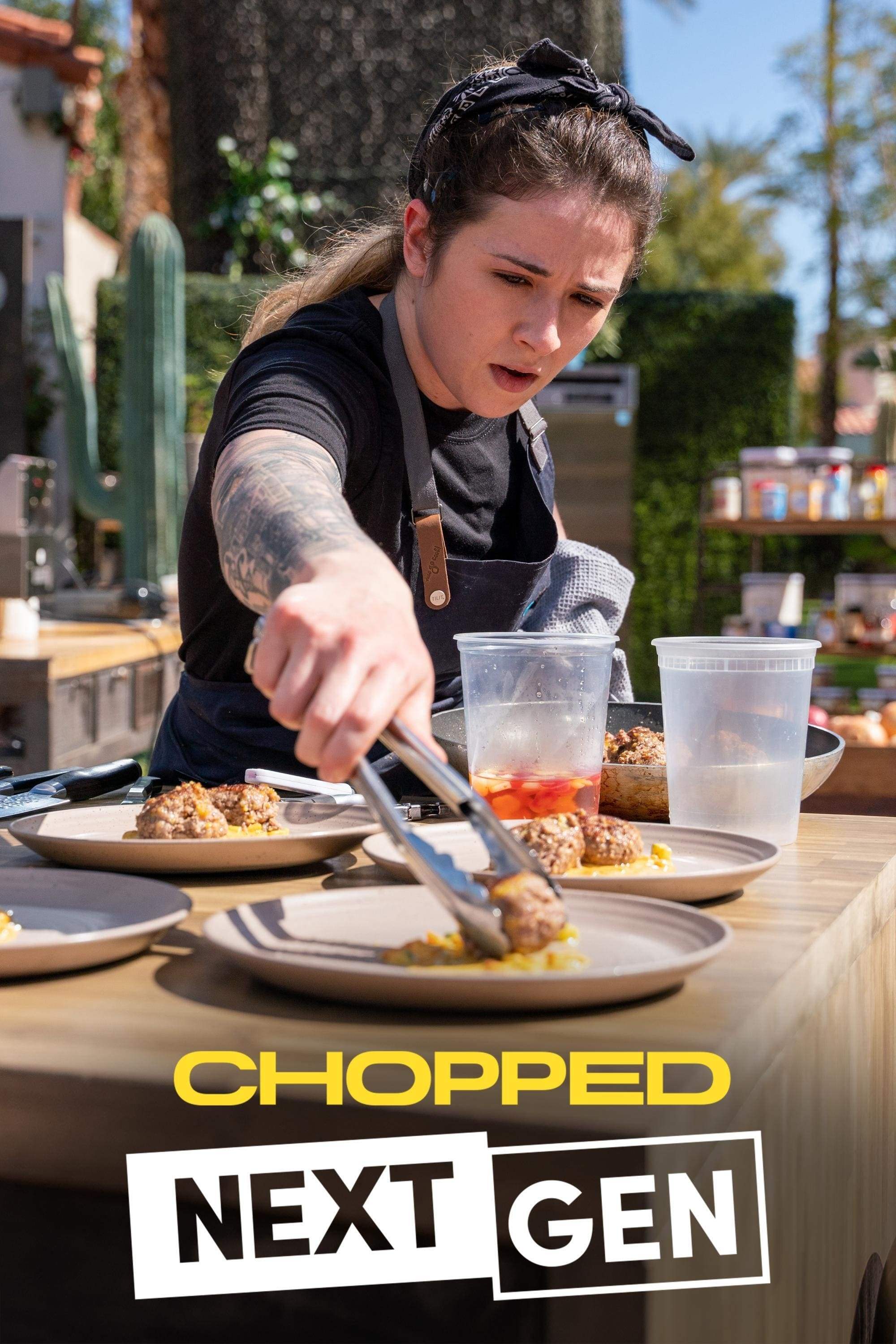 Chopped Next Gen TV Shows About King