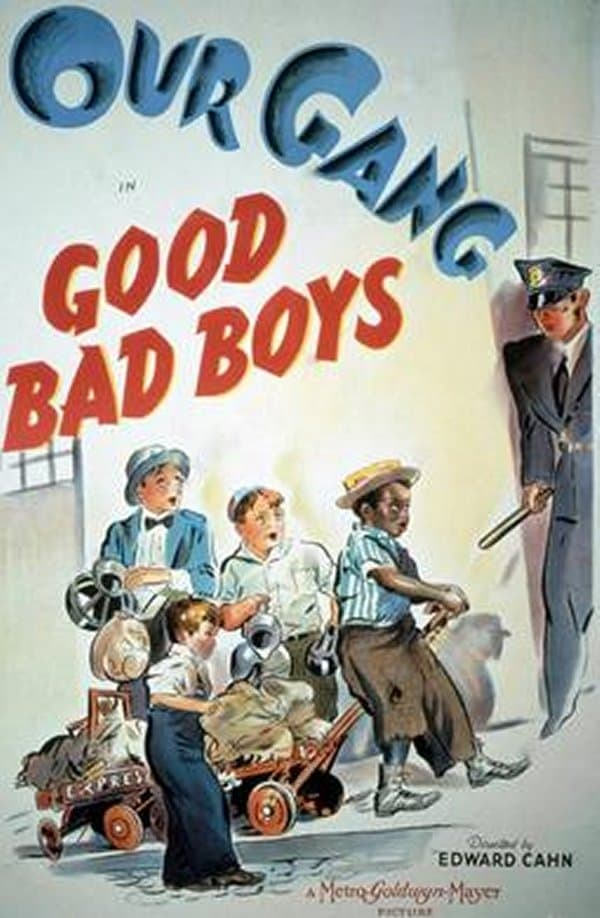 Good Bad Boys (1940)