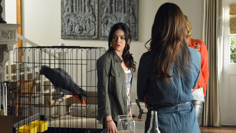 Pretty Little Liars: Season 4 x Episode 2 - free to watch ...