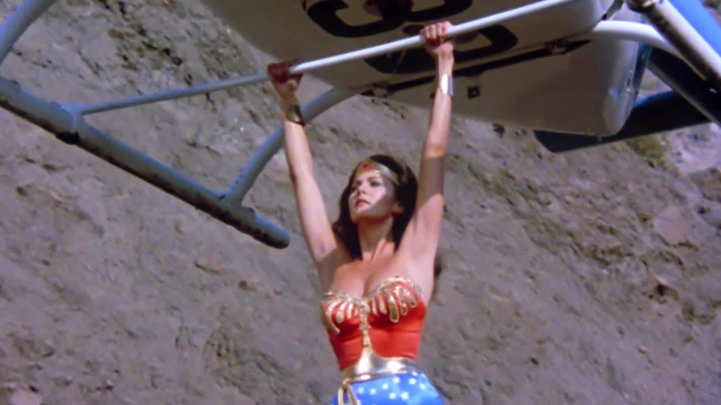 Wonder Woman Season 3 :Episode 13  Going, Going, Gone