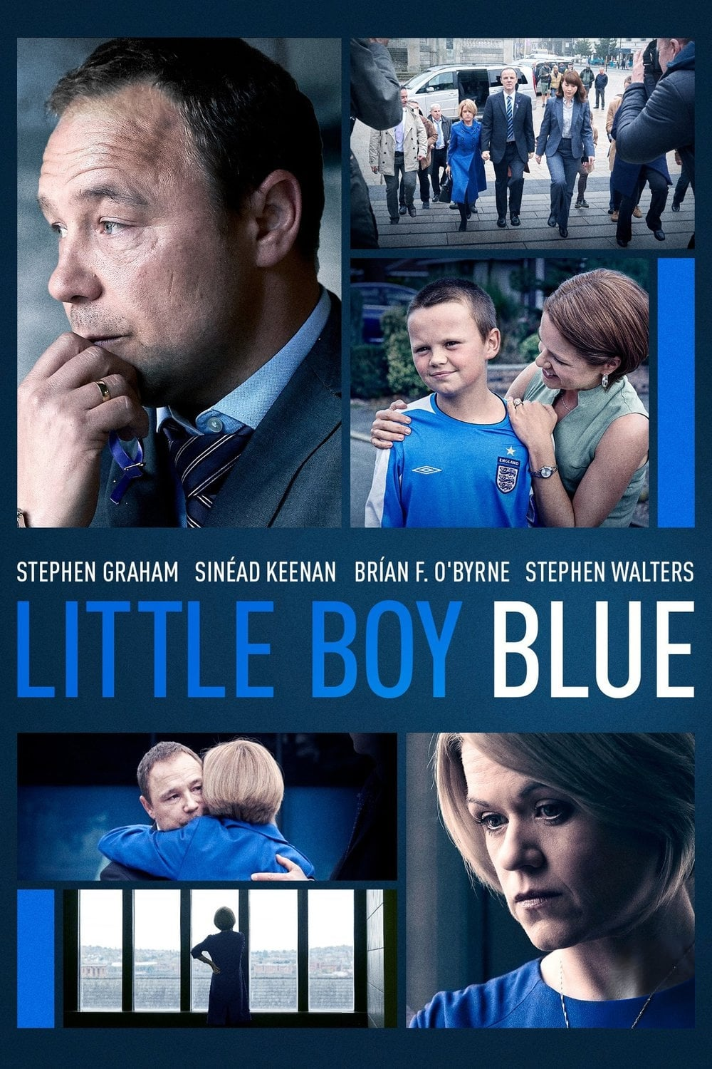 Little Boy Blue TV Shows About Police Detective