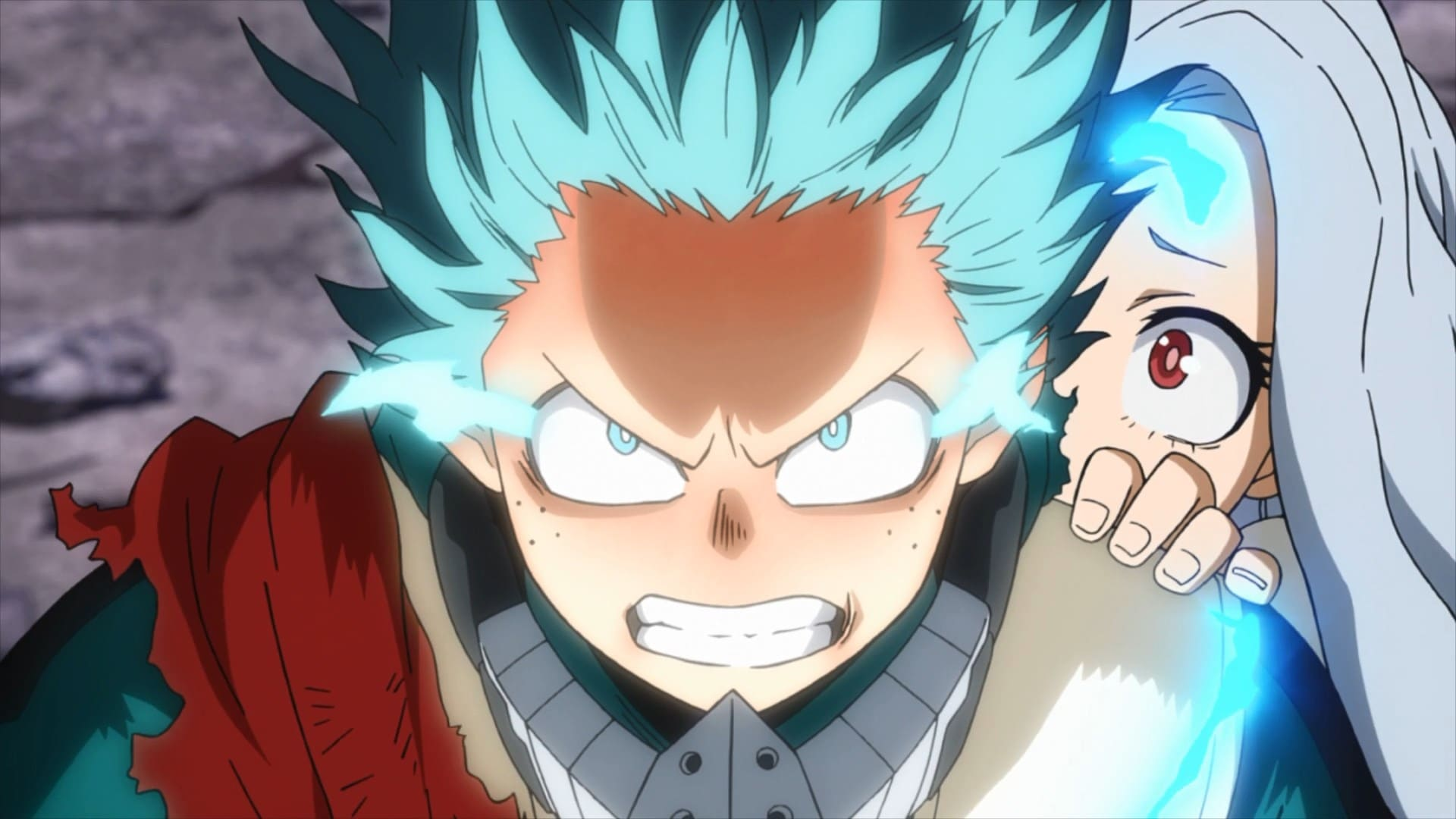 My Hero Academia: Episodi 76